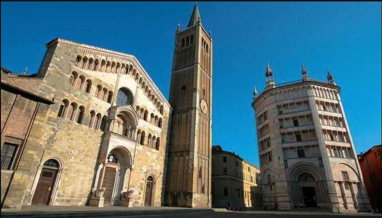 Kehidupan Modern Dalam Balutan Romawi Kuno Kota Modena