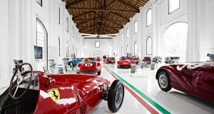 Mondena Italy Tempat Kelahiran Ferrari