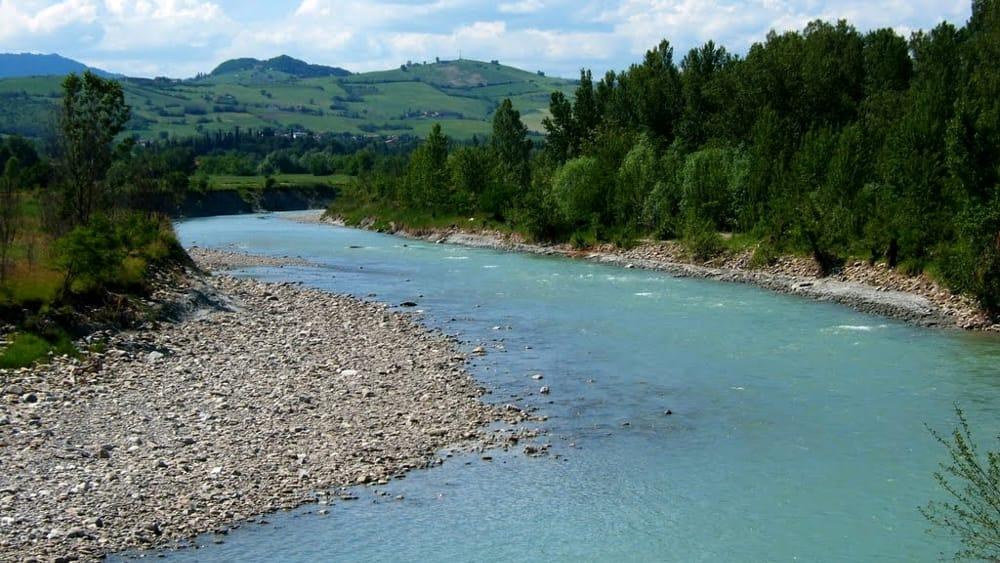 Parco Fluviale Fiume Secchia