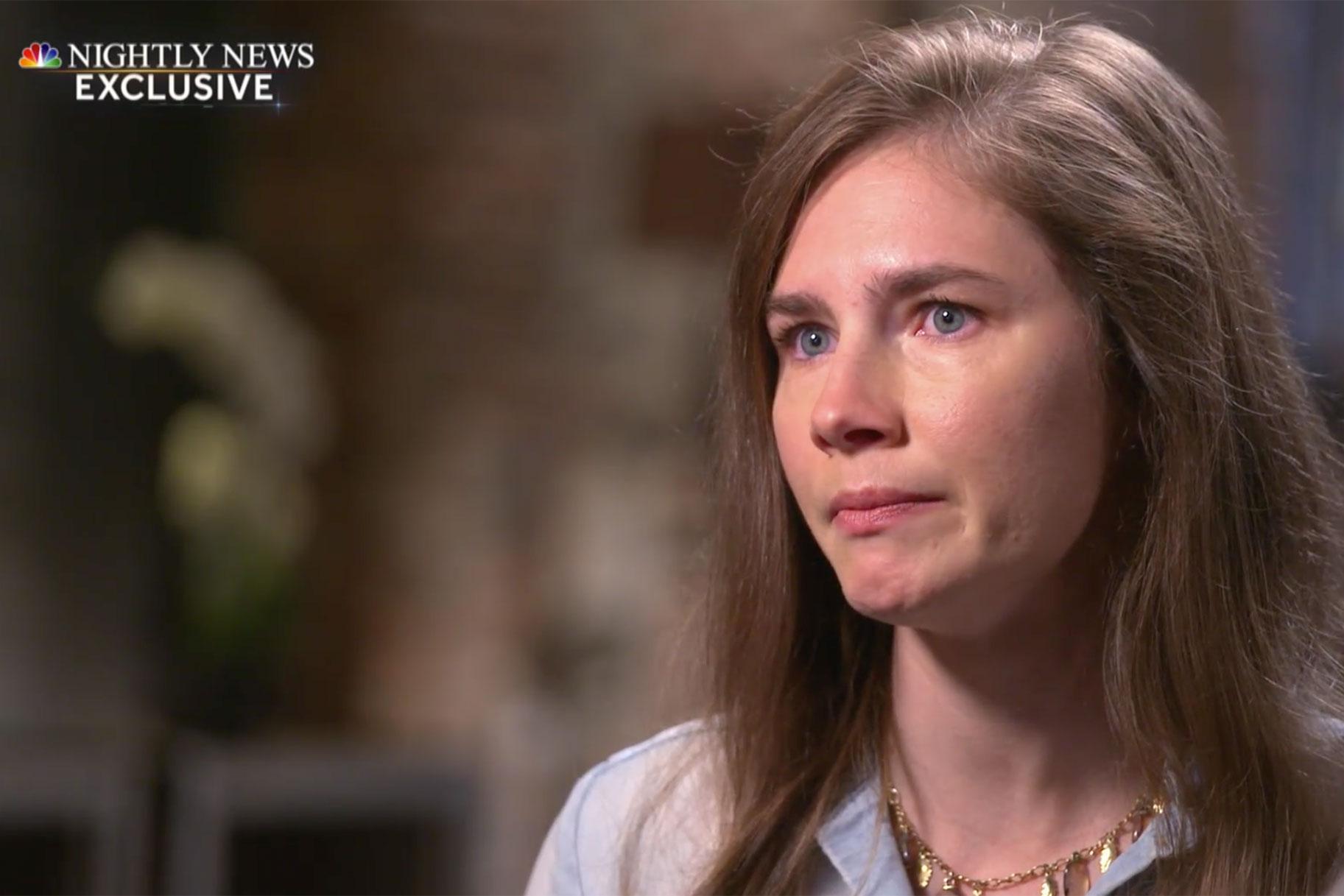 Amanda Knox Dihukum 16 Tahun Penjara