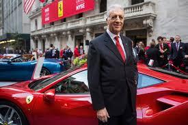 Dukungan Untuk Mobil Ferrari