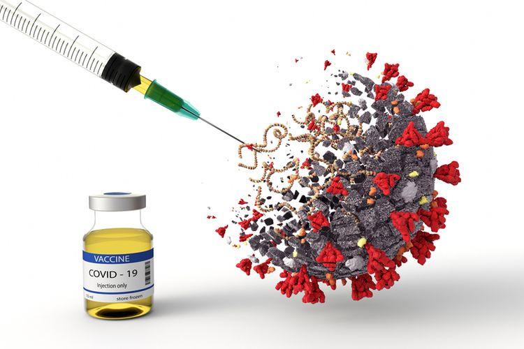 Emilia-Romagna Stop Vaksin AstraZeneca