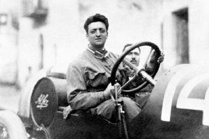 Enzo Ferrari Berjiwa Besar