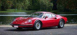 Ferrari Mulai Membangun Mobil Balap