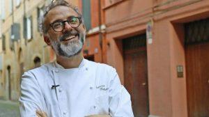 Massimo Bottura Chef terbaik Dari Modena Italy 2021