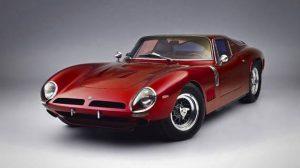 Mobil Italia Kebanggaan Nasional