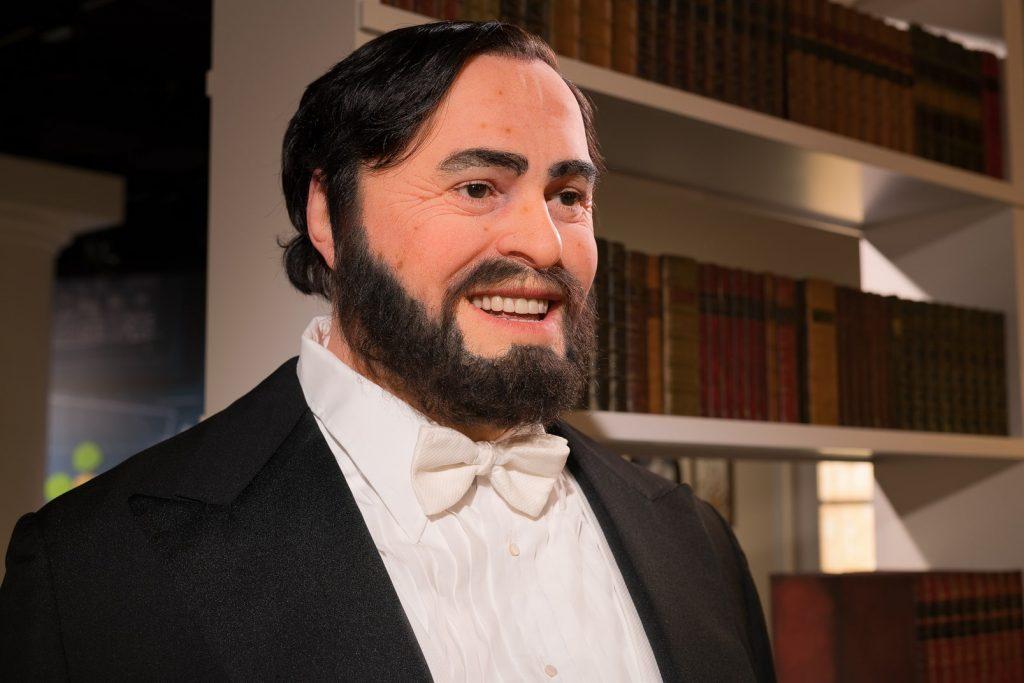 Penyanyi Legendaris Luciano Pavarotti