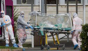 Pertumbuhan Infeksi Eksponensial Di 3 minggu Terakhir