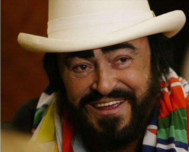 Luciano Pavarotti akan Mengajar di Sekolah Musik Italia
