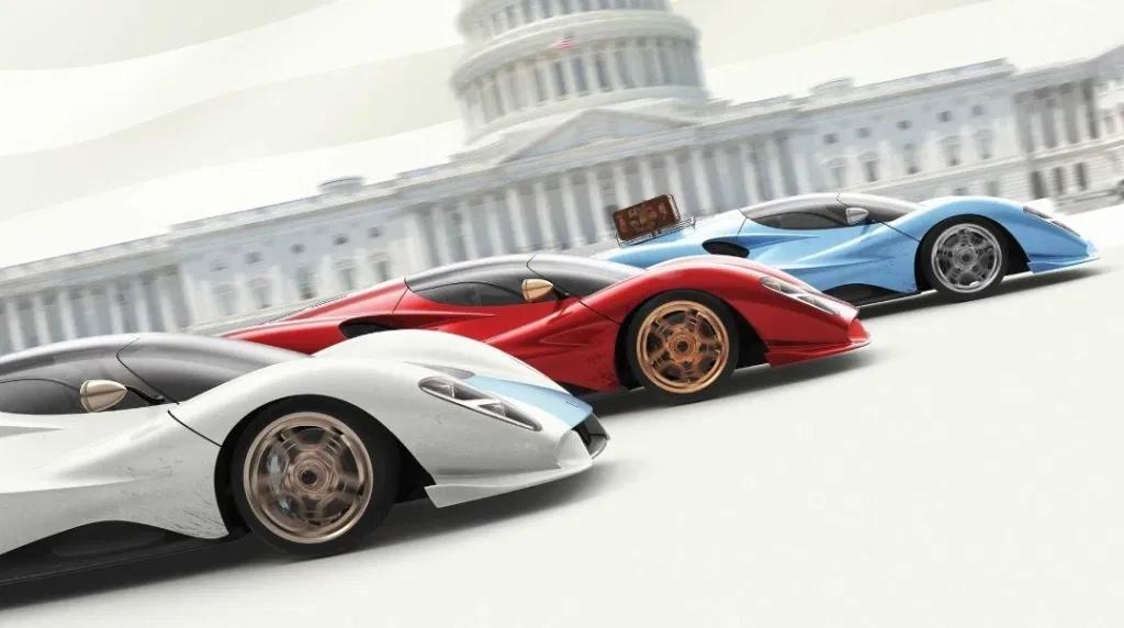 Sejarah Mobil Supercar De Tomaso