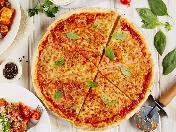 Super Pizza Terbaik Di Modena Italia