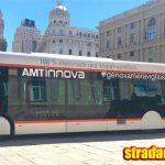 Transisi Bus Listrik Di Kota Modena Italy 2021