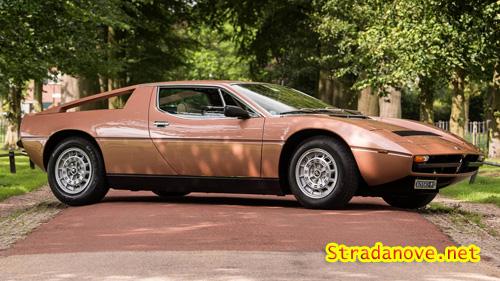 Modena Pusat Mobil Maserati