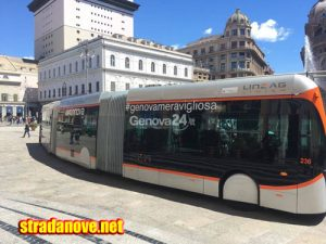 Pelopor Bus Listrik Italy