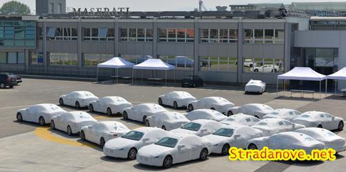Sejarah Berdirinya Dan Awal Mobil Maserati Di Italia