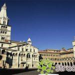 Katedral, Torre Civica dan Piazza Grande, Modena