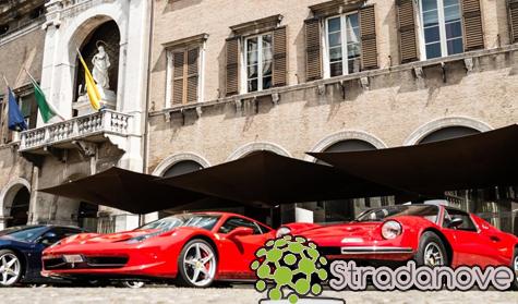 Bagi Pecinta Mobil Italia dan Makanan Lezat, Anda Harus Mengunjungi Modena
