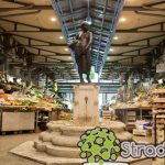 Mercato Albinelli : Pasar Makanan Modena Italy